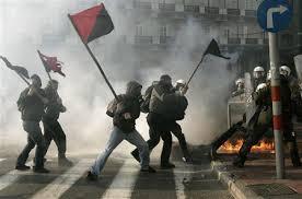 VIOLENT FLAG